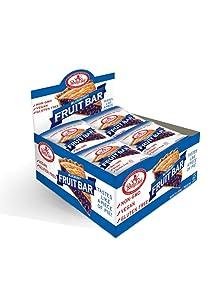 Fruit Bars Gluten Free - Blueberry - Box Betty Lous 12 Bars 1 Box