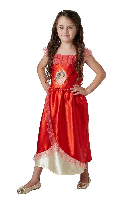 e8889b2611208 Rubie s-déguisement officiel - Disney- Déguisement Classique Elena D avalor  - Taille S- I-630038S  Amazon.fr  Jeux et Jouets
