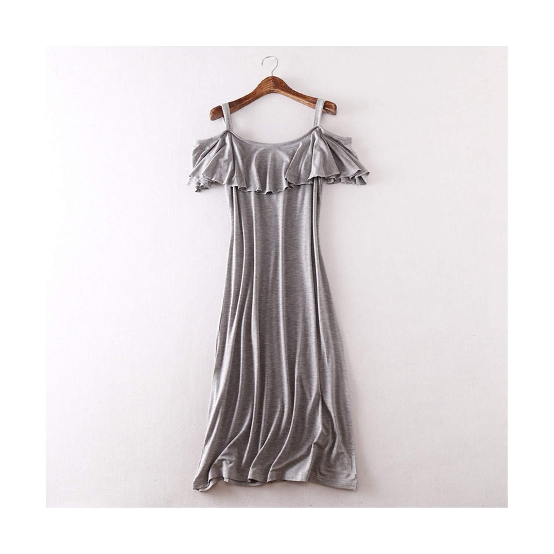 Style 2 Women Maternity Dress Women Fashion AllMatch VNeck Sexy Loose Big TieDyed Striped Braces Dress