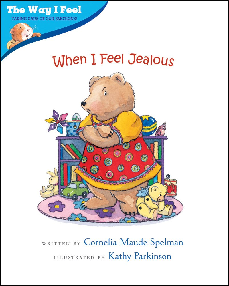 When I Feel Jealous (Way I Feel Books)