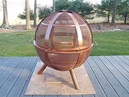 Amazon Com Landmann Usa 28925 Ball Of Fire Outdoor