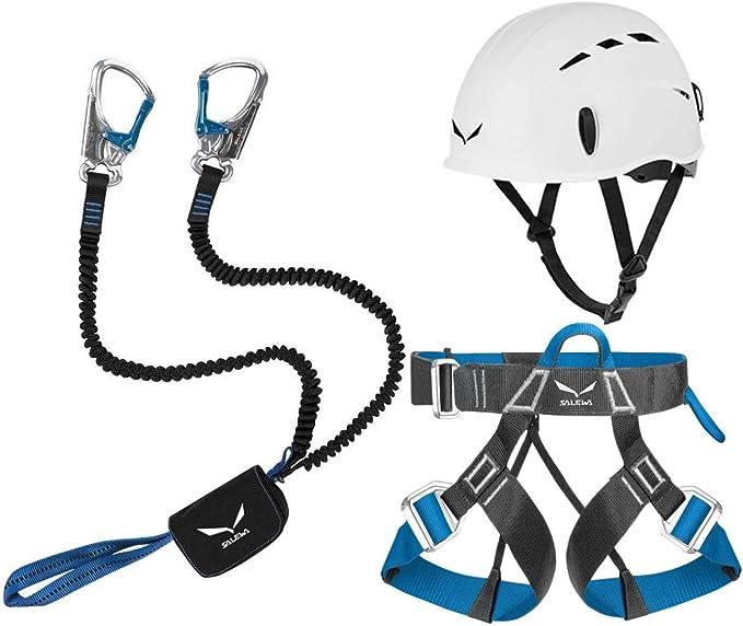 Stubai Fuse Light II LACD Set Ultimate Ferrata Klettersteig Salewa Evo Gurt