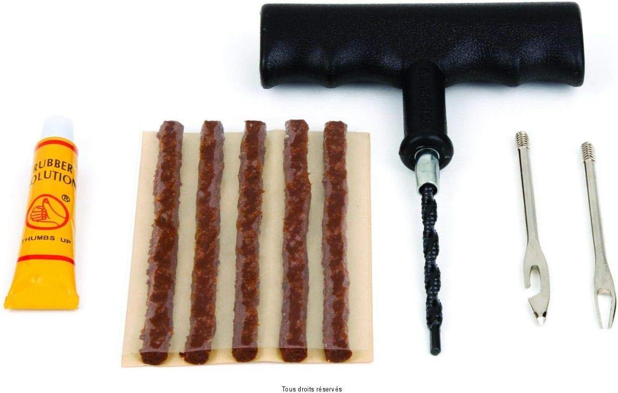 Kit reparación pinchazos neumáticos mecha larga