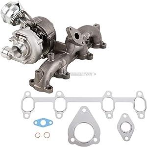 Stigan Turbo w/Turbocharger Gaskets For Volkswagen VW Jetta Mk4 TDI Diesel 1.9 ALH 1999 2000 2001 2002 2003 2004 - Stigan 842-0064 New