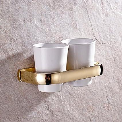 Hlluya Toallero Los Cuartos de baño están Conectado a la Varilla de Toallas de baño de