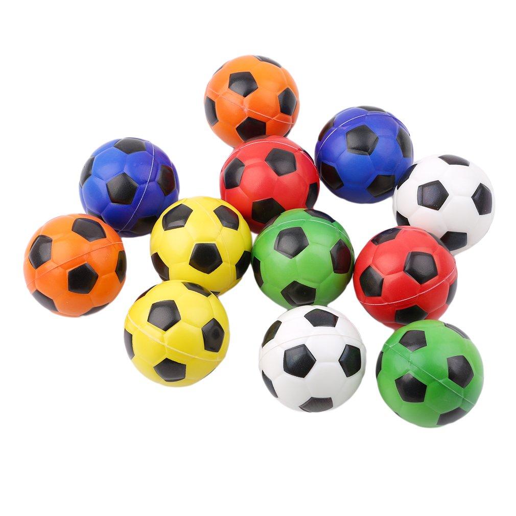 sourban mesa fútbol Foosballs repuesto Mini blanco y negro pelotas ...