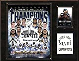 C&I Collectables NFL Seattle Seahawks Super Bowl XLVIII Champions Plaque