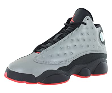 fbd595d874 Amazon.com | Air Jordan 13 Retro PRM (GS) - 6Y