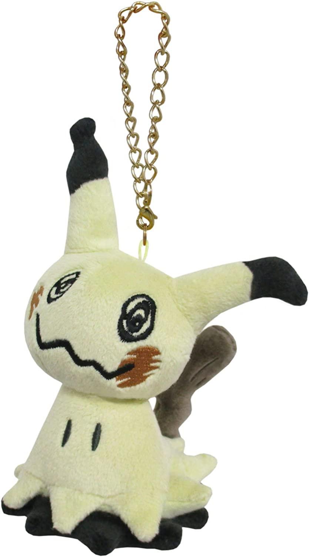 5 Pok/émon PM14 Mimikyu Stuffed Plush keychain