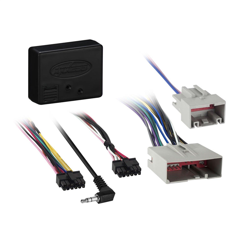 Metra XSVI-5520-NAV Non-Amplified Non-OnStar Harness to Retain Accessory Power