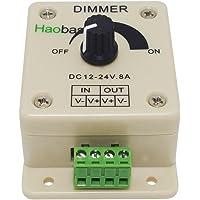 Haobase Regulador PWM para tira de iluminación LED