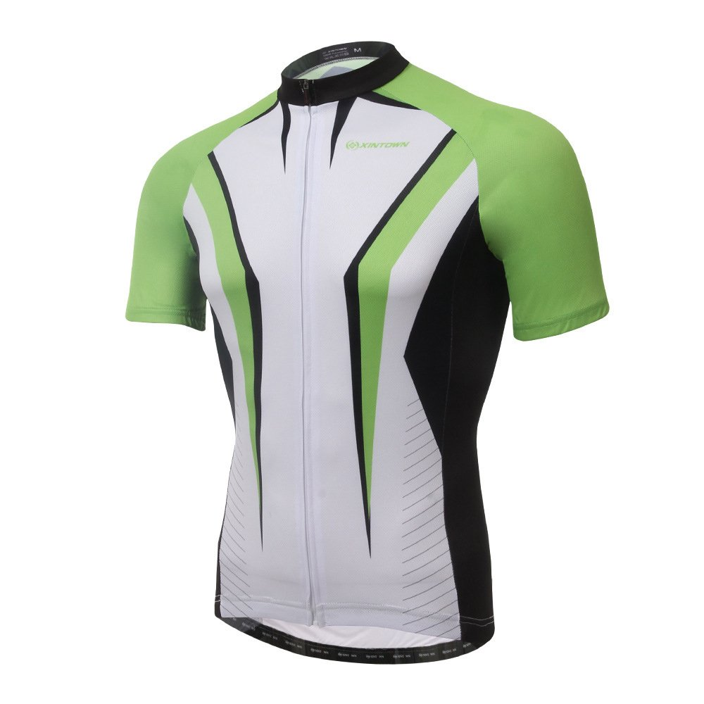4f6c01c57d5 Pinjeer 100% Polyester Summer Mens Cycling Jersey Clothing Suitable for  Long & Short Rides,Quick ...