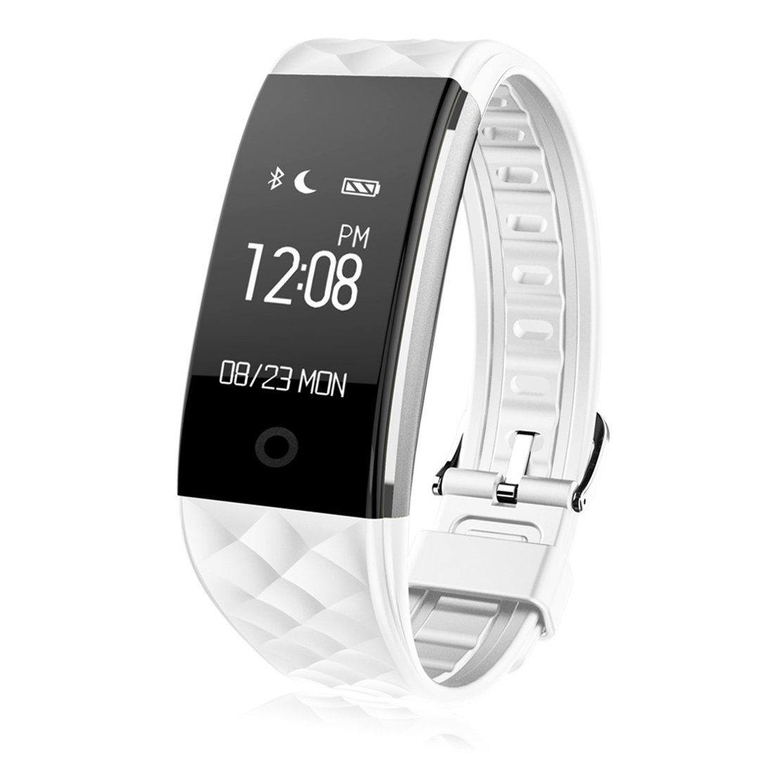 ATB S2 Fitness Tracker Pulsómetro Monitor de Sueño Pulsera ...