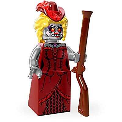 The Lego Movie Calamity Drone Minifigure Series 71004: Toys & Games