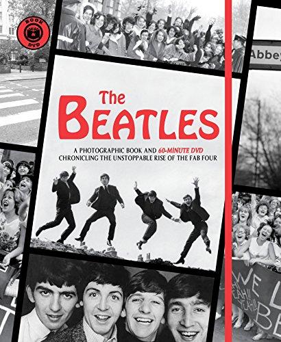 The Beatles Book & DVD (Gift Folder DVD)