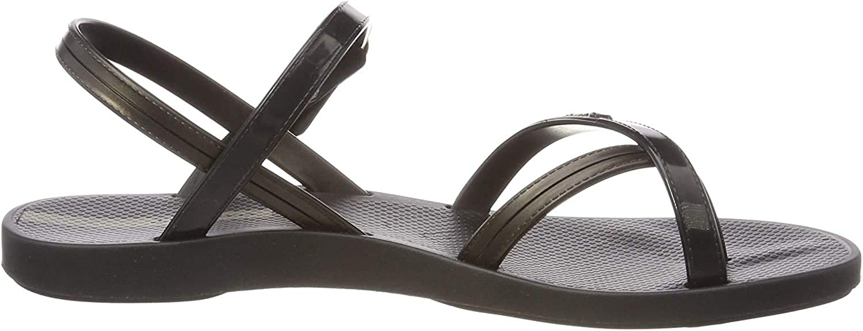 Ipanema Fashion Sand VII Fem, Sandalias con Tira Vertical para Mujer