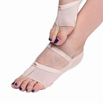 YCYEER Ballet Lona Zapatos De Baile Gimnásticos Zapatos De ...