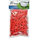 """Intech Golf- 2 3/4"""" Wood Tees (100 Pack)"""
