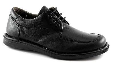 FRAU 13N3 FX Schwarze Männer Schuhe Schnürsenkel Komfort  Amazon.de  Schuhe    Handtaschen 06635f3204