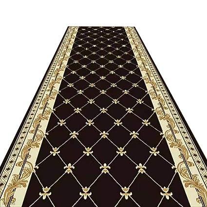 Amazon.de: HAIPENG-Läufer Teppiche Flur Gitter Design ...
