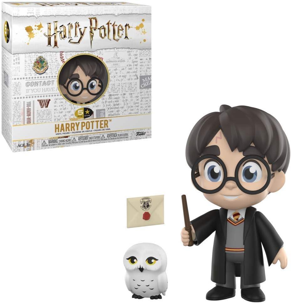 Harry Potter 5 Star Vinyl Figura: Amazon.es: Juguetes y juegos