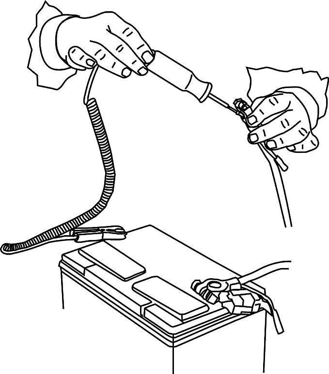 Amazon Com Lisle 28640 Ultimate Circuit Tester Kit Automotive