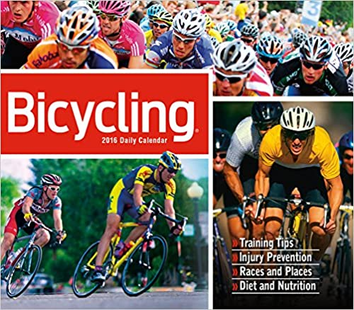 Bicycling® 2016 Boxed/Daily Calendar by Inc. Rodale