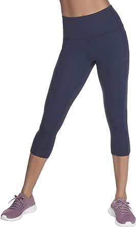 Skechers Women's Walk Go Flex High Waist Mid Calf Legging Yoga Pant
