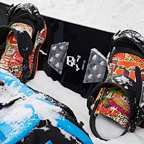 XCMAN Snowboard Spike Stomp Pad Anti-Slip