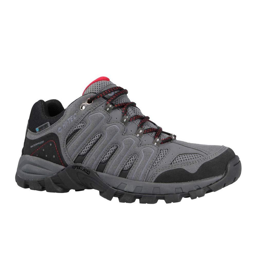 Hi-Tec, Herren Trekking- & Wanderstiefel Grau grau