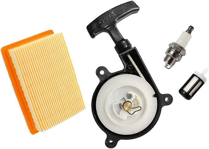 RECOIL STARTER PULL For STIHL BR320 BR340 BR380 BR400 BR420 SR320 4203 190 0405
