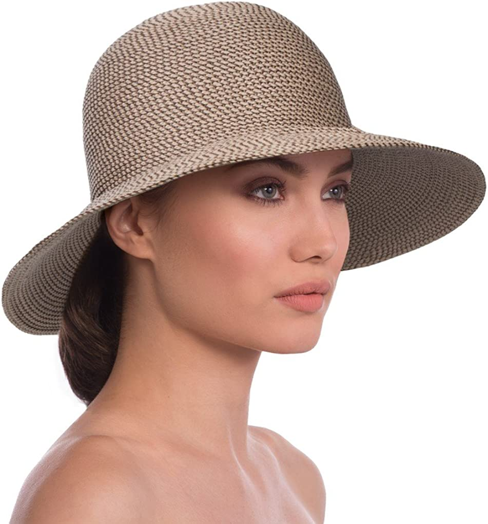 Bark Squishee IV Eric Javits Luxury Fashion Designer Womens Headwear Hat