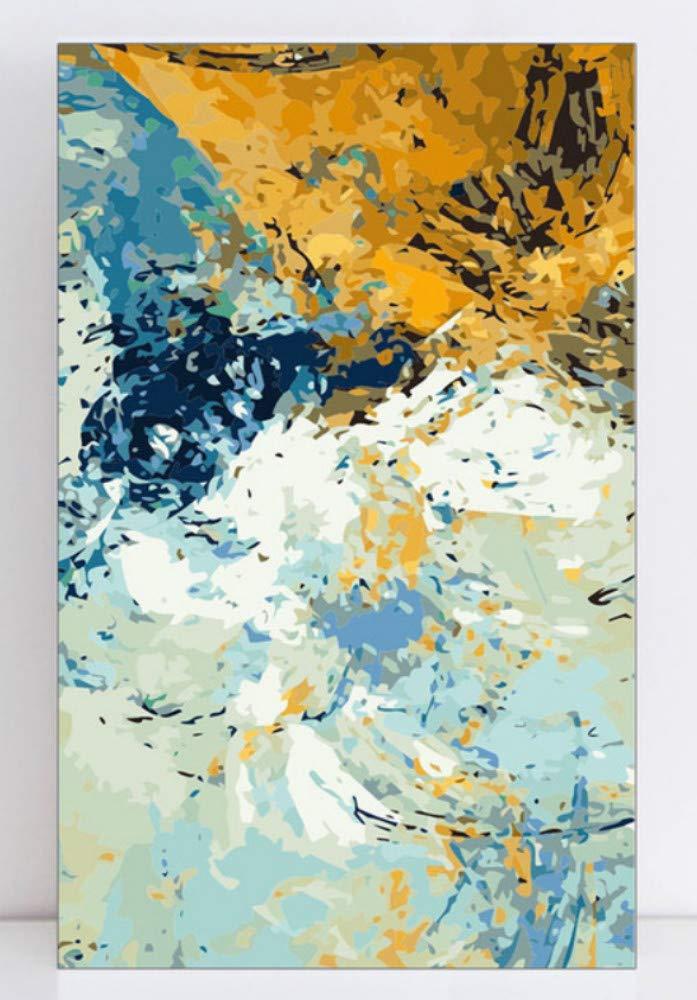 Malen nach Zahlen Kunst abstrakt gemälde Zeichnung färben nach Zahlen auf leinwand nummerierung Farbe von nmbers 70x90cm B07Q2Y9K8N | Online Kaufen