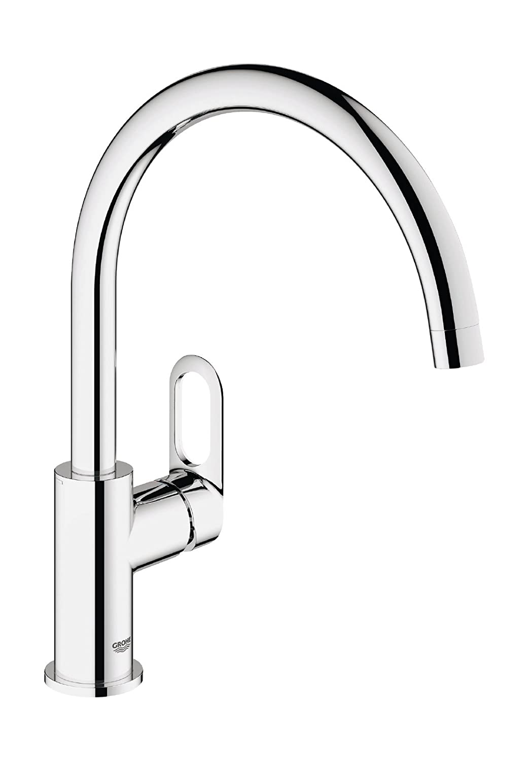 100 grohe 32 665 single handle grohe kitchen faucets repair trends and parkfield single - Grohe kitchen faucets amazon ...
