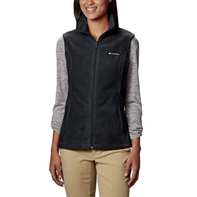 Columbia Women's Benton Springs Soft Fleece Vest at Women's Coats Shop