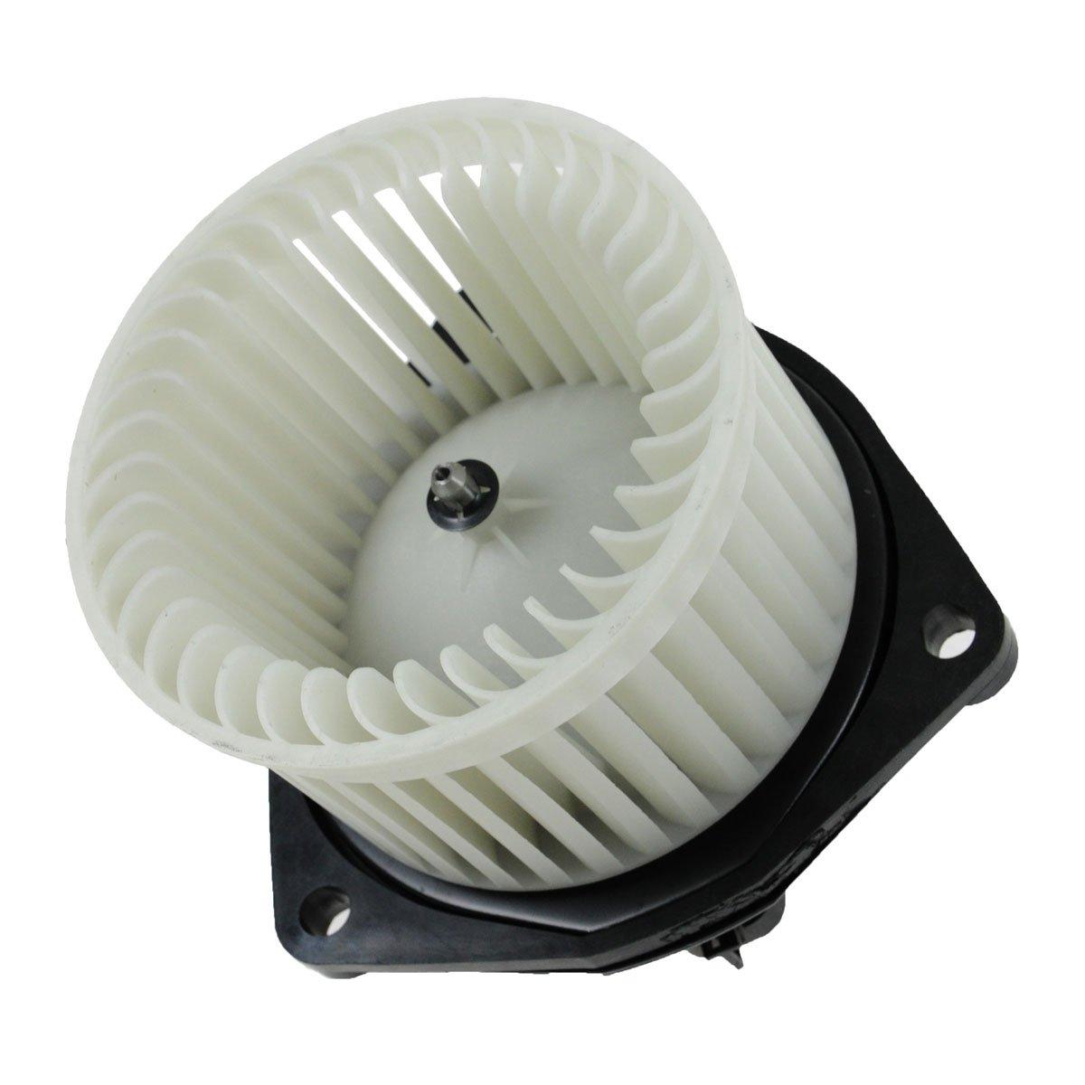 Heater Blower Motor w// Fan Cage for Chevy Malibu Maxx