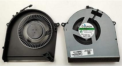 New For HP Omen 17-CB 17-CB0002CA 17-CB0020NR 17-CB0040NR 17-CB0050NR 17-CB0070NR TPN-C144 17-CB0080NR Laptop GPU Cooling Fan laptop accessories: Amazon.ca: Tools & Home Improvement