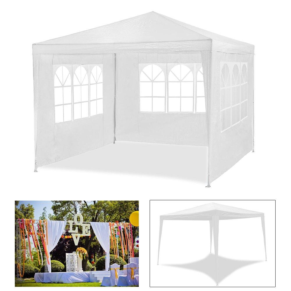 HG® 3 x 3 m Jardin Tonnelle Tente Stabilepartyzelte étanche Jardin ...