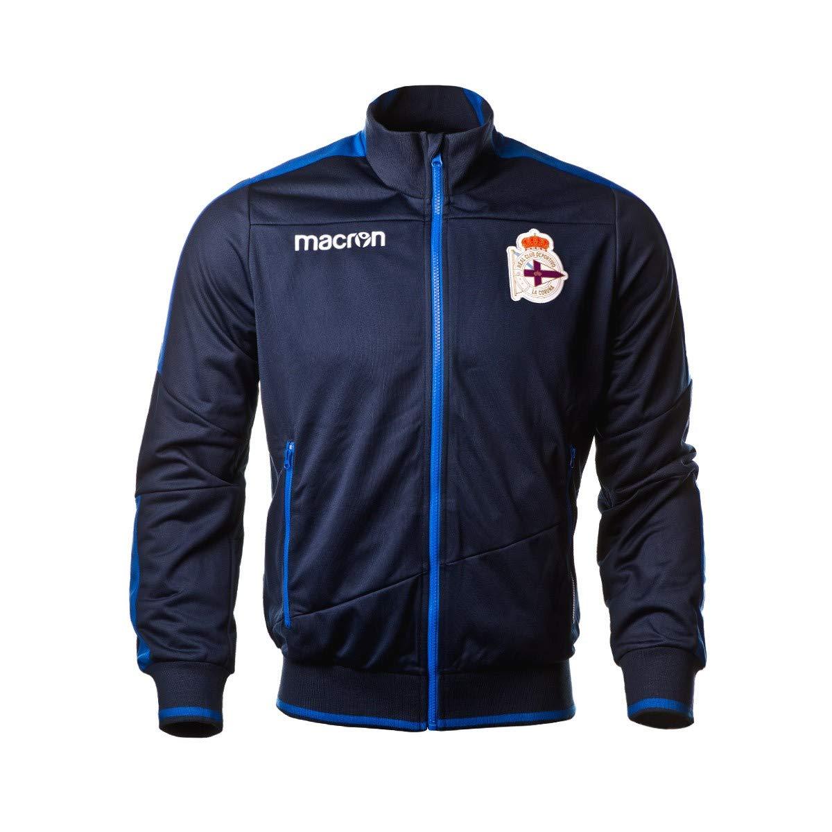 Macron RC Deportivo La Coruña Training 2018-2019, Chaqueta ...