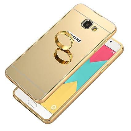 sale retailer 7fd9d 8d92e Johra for Samsung Galaxy J5 Prime Back Cover, Gold: Amazon.in ...