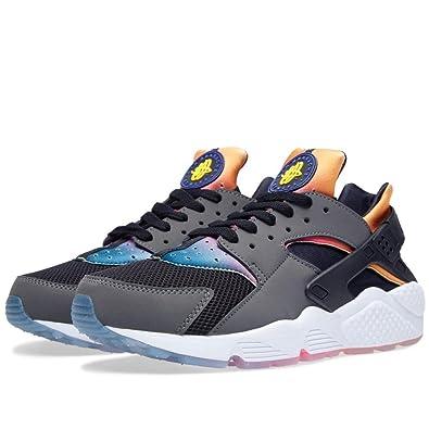 low priced 14000 78773 Nike - Herren Turnschuhe Air Huarche Run SD - Schwarz/persisches lila, 41