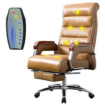Sillones de Masaje para Oficina Silla ejecutiva con Control ...