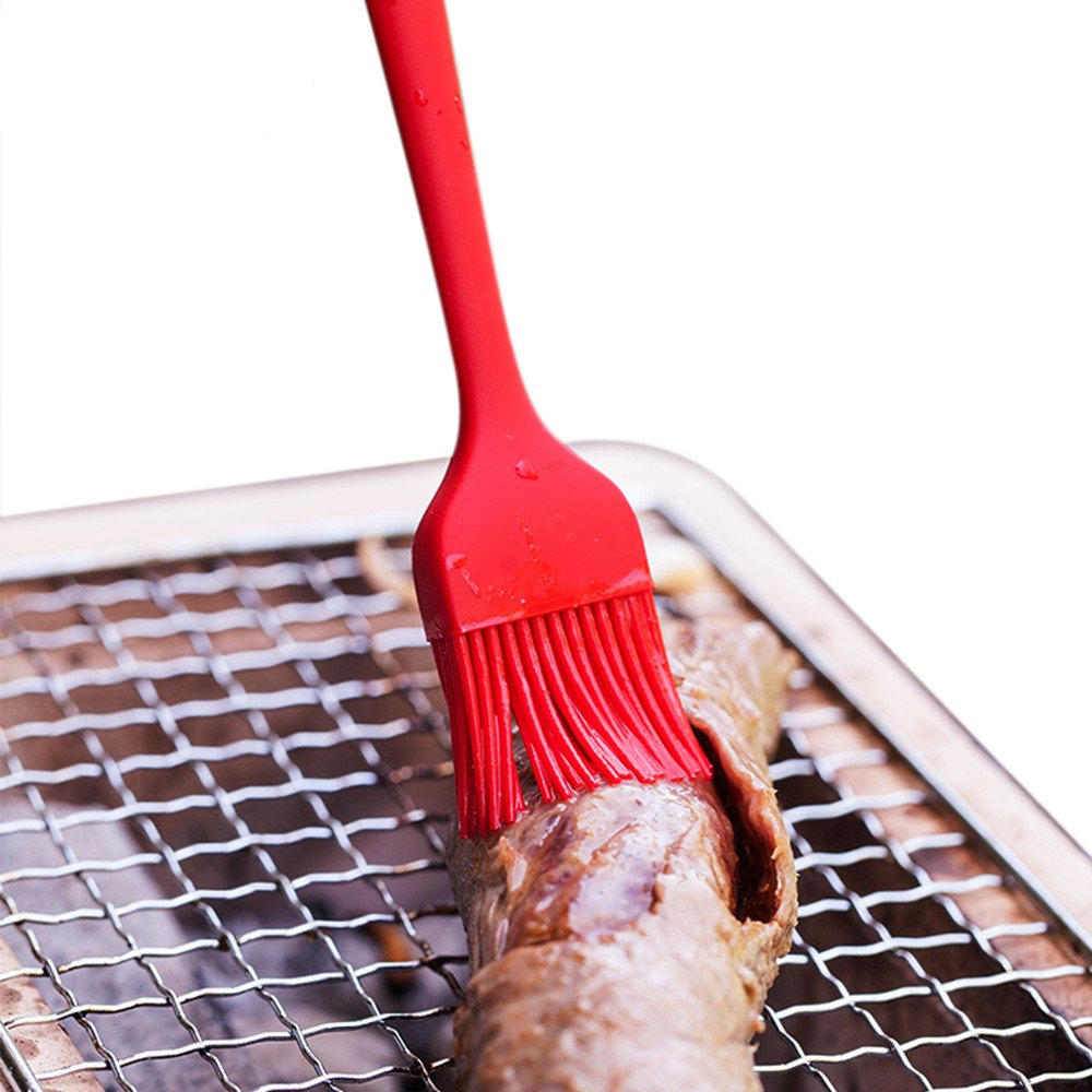 Grill Mat Large Non Stick Heavy Duty (Set of 4) BBQ Baking Mats Heat Resistant Reusable and Easy to Clean FDA Aproved