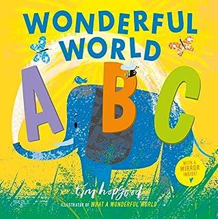 Book Cover: Wonderful World ABC