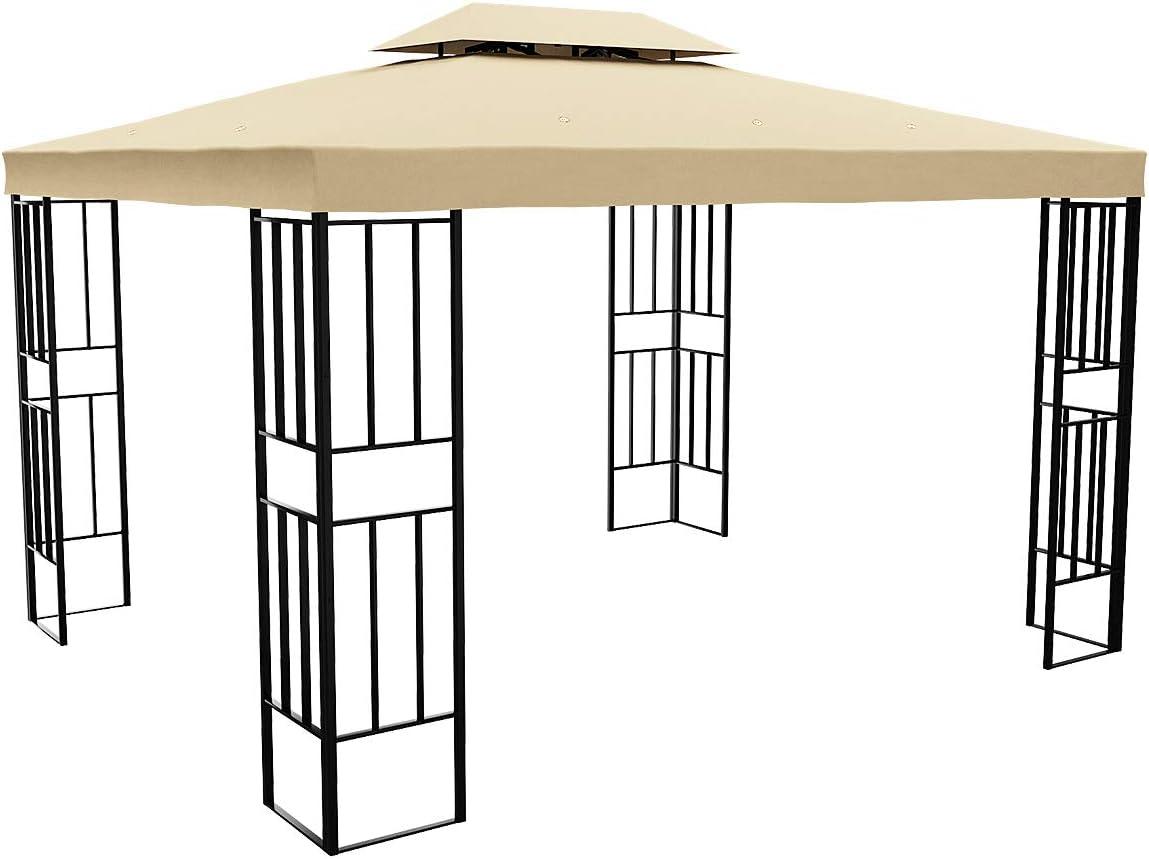 YITAHOME 10 x 12 ft Outdoor Canopy Gazebo