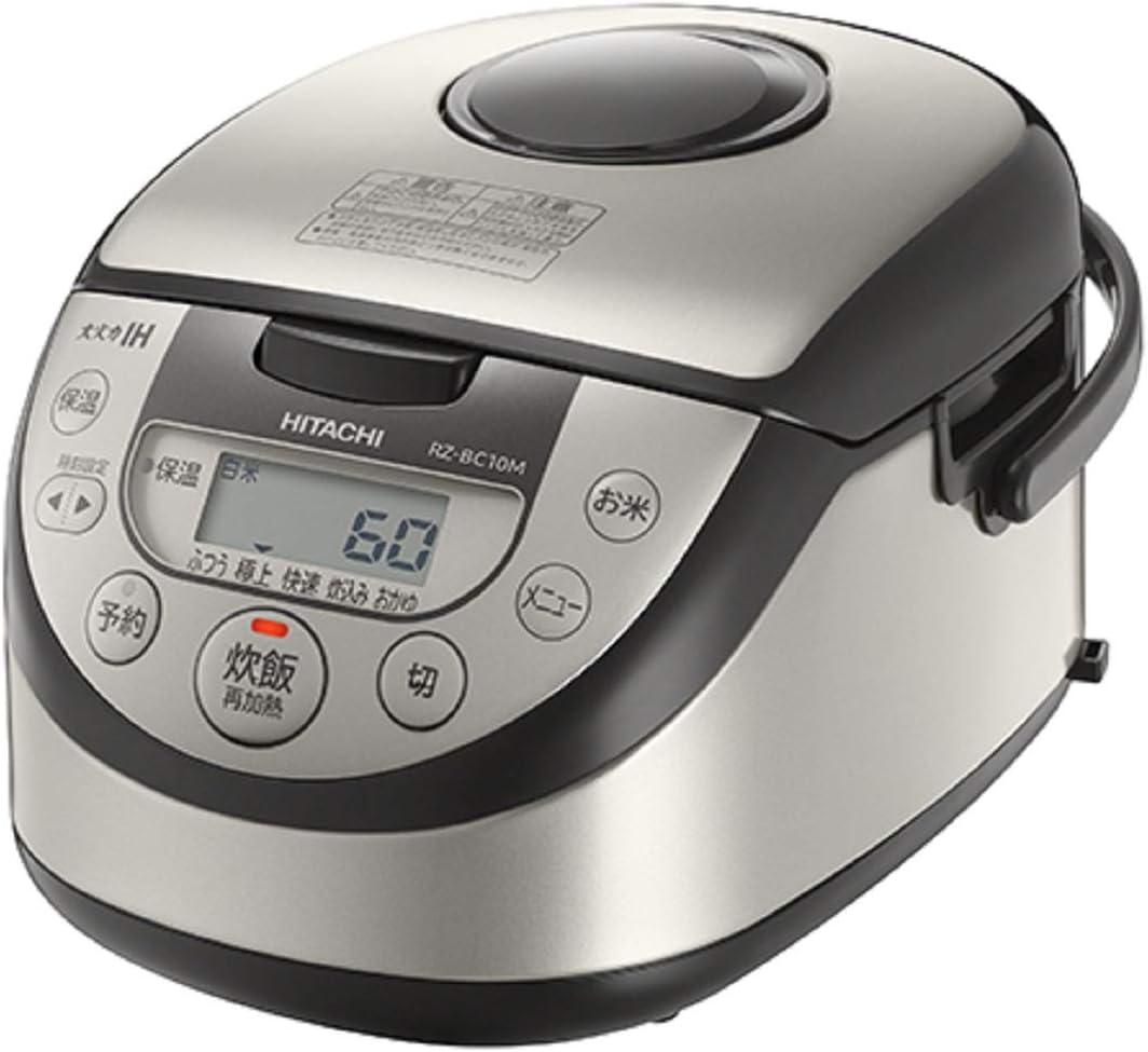 日立 炊飯器 5.5合 RZ-BC10M