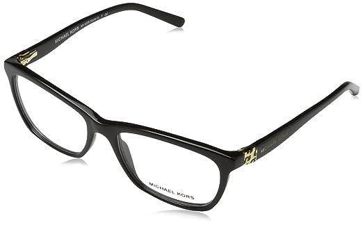 michael kors sadie v mk4026 eyeglass frames 3005 51 black mk4026 3005 - Michael Frames