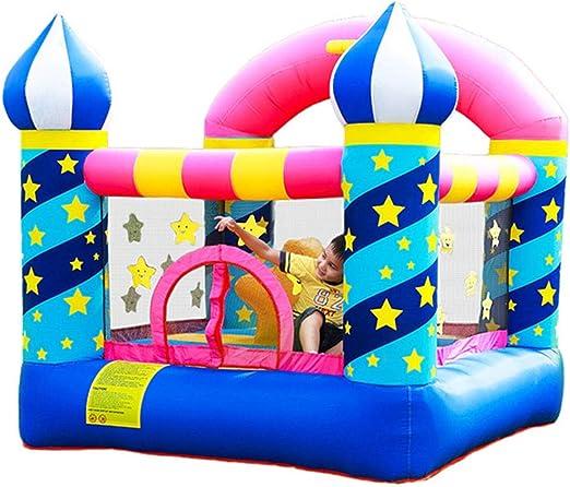 Juguetes For Niños Castillo Hinchable Parque Infantil Cubierto ...