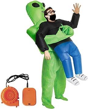 Disfraz hinchable, disfraz de Halloween, disfraz, disfraz, luna ...