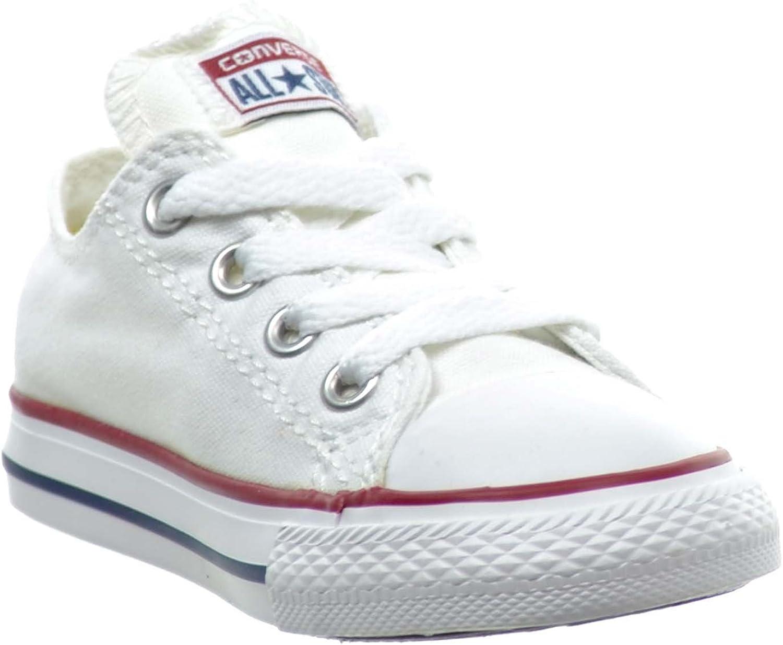 Toddler Converse Chuck Taylor All Star 100/% Originals 7J256 Color Optical White